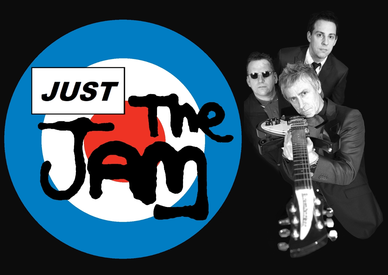 Logo and Guitar Image